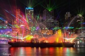 city of lights brisbane